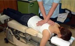 カイロプラクティックの治療